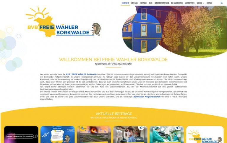 Wordpress Webseite mit Blogfunktion, Mitglieder Log-in
