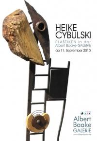 Poster Ausstellung bei Albert Baake