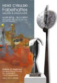 Ausstellung Heike Cybulski