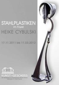 Asstellungen von Heike Cybulski